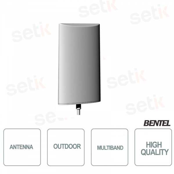 Bentel outdoor multiband cellular antenna