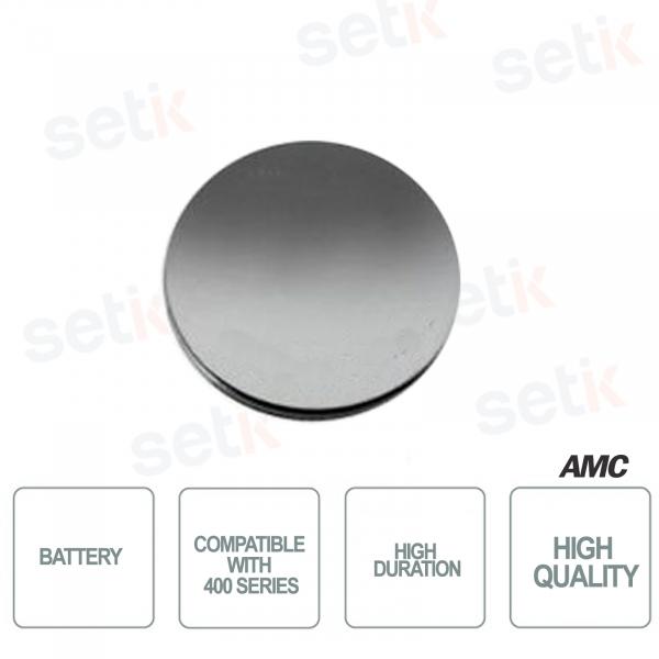 AMC Batteria litio per serie 400 - BCR2