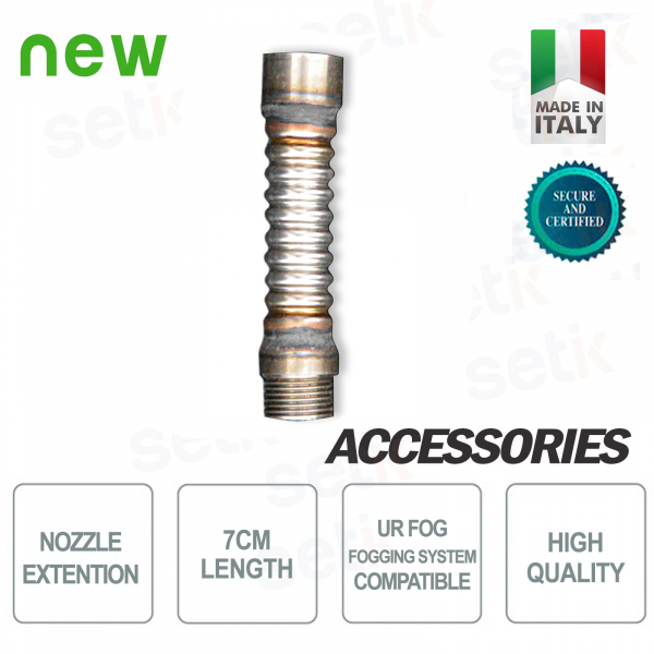 Nozzle Extension 7CM - UR FOG