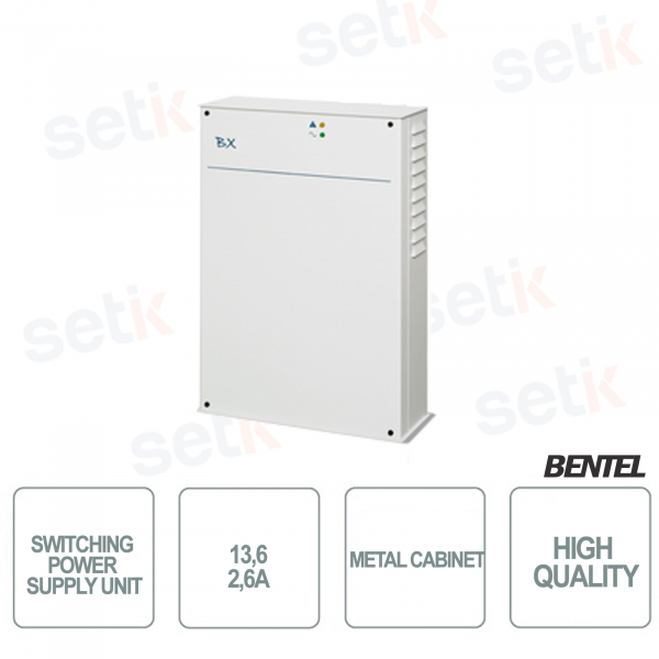 Bentel Metallic Cabinet Switching Power Supply