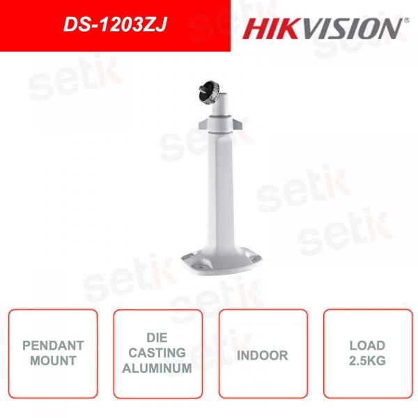DS-1203ZJ Supporto pendente per telecamere di Videosorveglianza di tipo Box, bullet e zoom