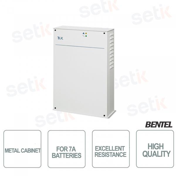 Contenitore in metallo Bentel per batterie 7A