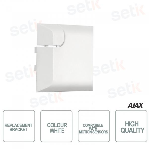 Staffa di ricambio Ajax Per Sensori di movimento di colore bianco