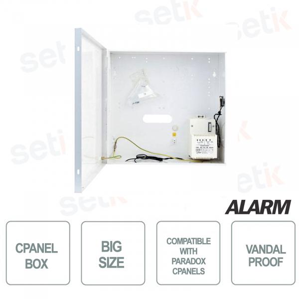 Grande contenitore per allarme centrali Paradox MG5000, MG5050, SP4000, SP5500 SP6000 EVO192