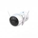 C3X Ezviz Outdoor IP Camera WIFI 2MP Dual Lens 2.8mm DarkFighter AI IR Hikvision