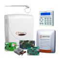 Kit Allarme Casa Bentel Professionale Antifurto Absoluta Plus ABS48 Zone + Scheda IP
