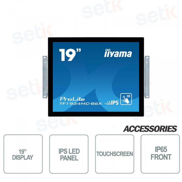 Monitor touchscreen IIYAMA ProLite 19'' IPS Panel