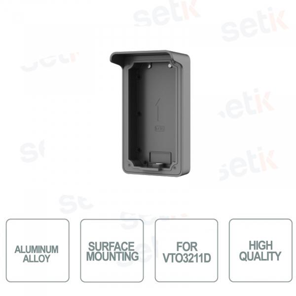 Wall-mounted box for VTO3211D Dahua