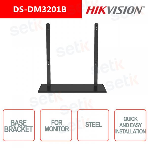 Support base for VESA 200X200 Hikvision monitor