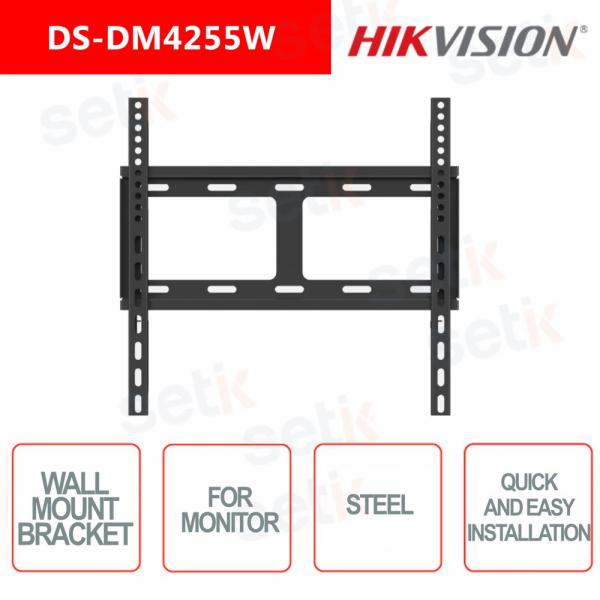 Supporto da parete per monitor Vesa Hikvision