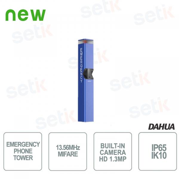 Telefono d'emergenza SOS Dahua Video&Audio