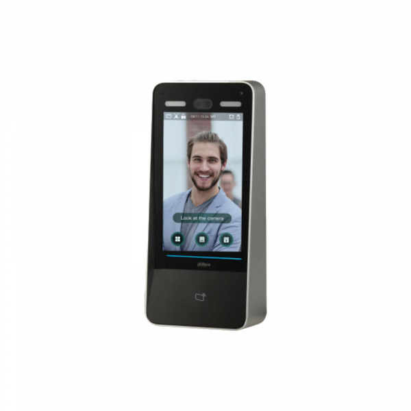 Biometric Reader: Face / IC Card / Password - Dahua