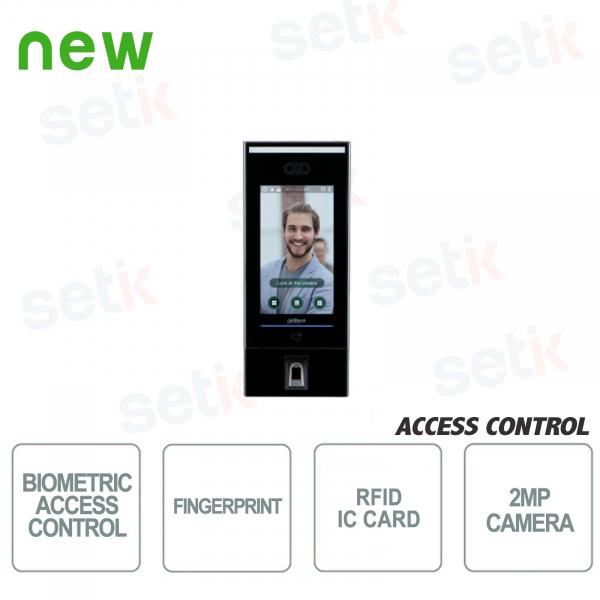 Dahua Biometric Reader for Access Control - 2MP