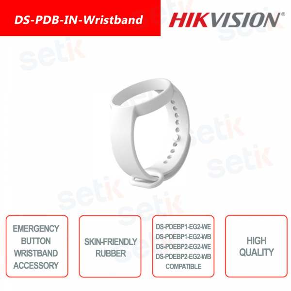 Strap for Axiom Hikvision portable emergency button