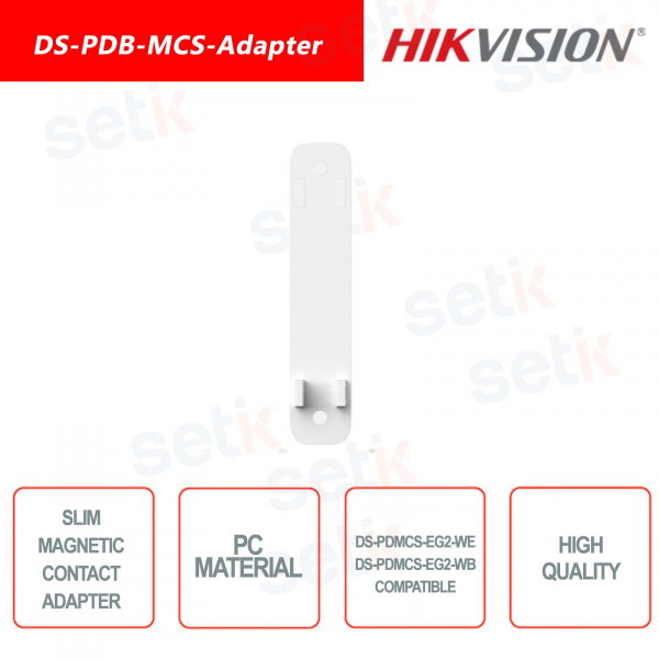 Axiom Pro Hikvision Slim Magnetic Device Adapter