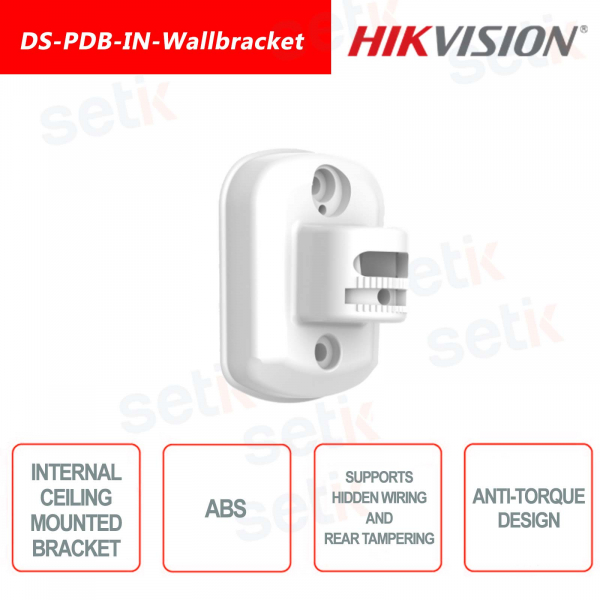Axiom Pro Hikvision internal ceiling mount bracket