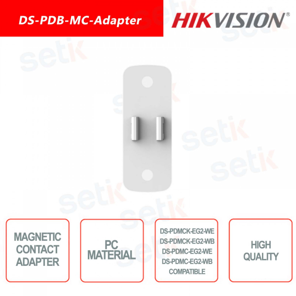 Axiom Pro Hikvision magnetic contact adapter