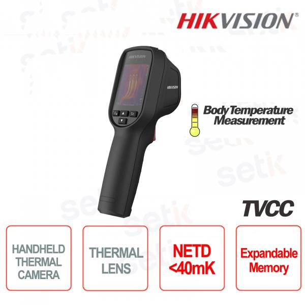 Thermal Camera Hikvision HandHeld 40mk Portable Camera