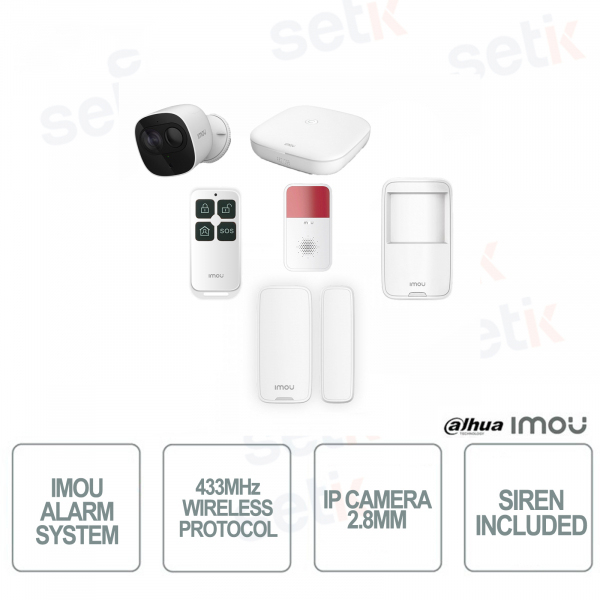 IMOU Professional Wireless Wireless Camera