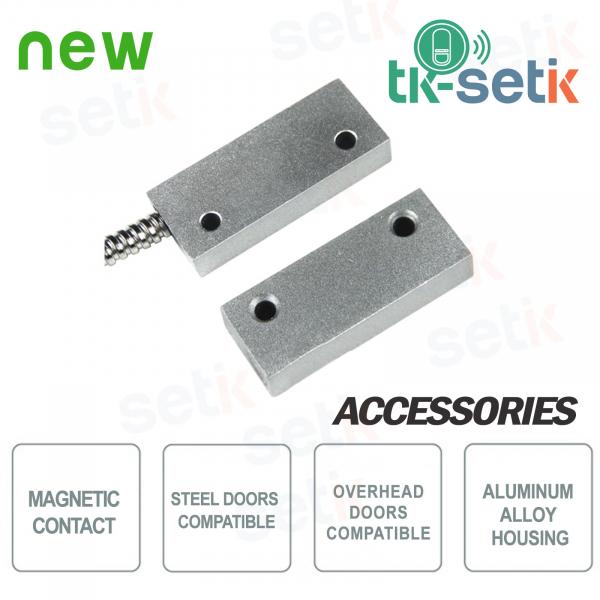 Setik CSA 403-AP Metal Magnetic Visible Contact