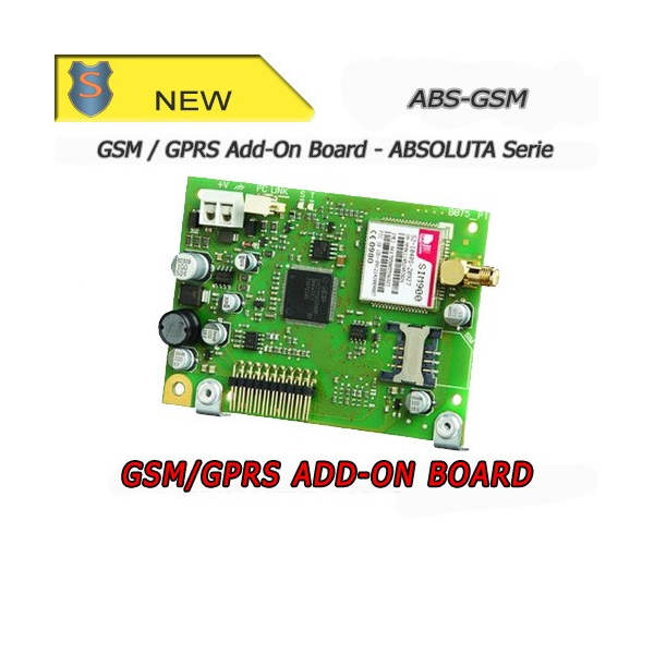 GSM GPRS SMS communicator additional card for ABSOLUTA - Bentel