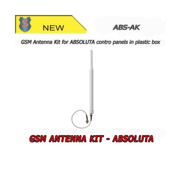 GSM Antenna Kit for plastic box - ABSOLUTA - Bentel