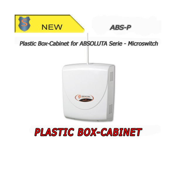 Kunststoffbehälter für ABSOLUTA Serie - Sabotage Mikroschalter - BENTEL