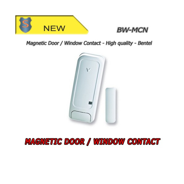 Magnetic Contact for Doors and Windows - Bentel