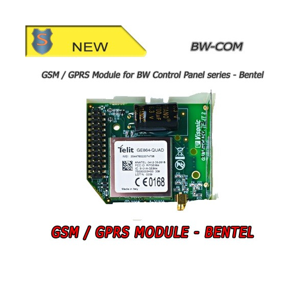 GSM/GPRS Module for BW series control panels - Bentel