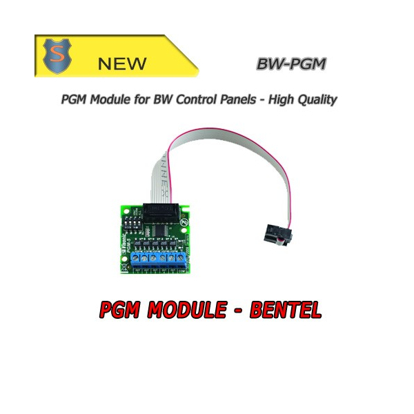 PGM Module for BW series control panels - Bentel