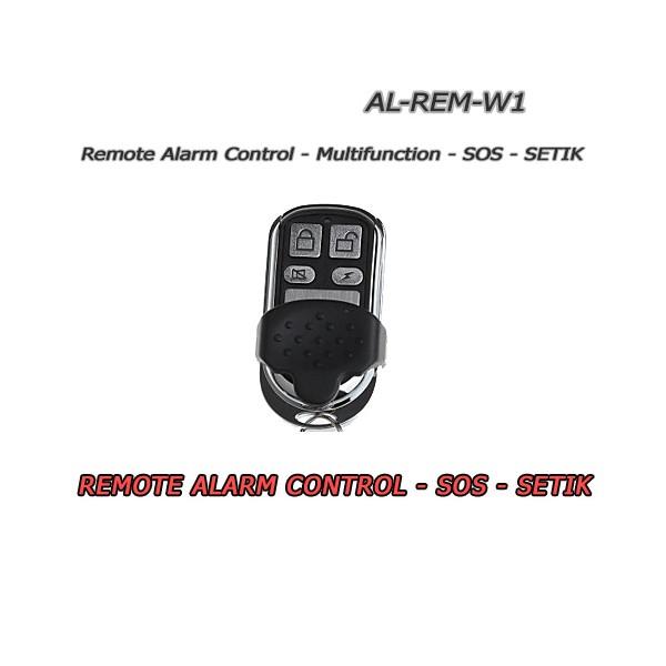 Alarm SOS Remote Control Key Ring - SETIK