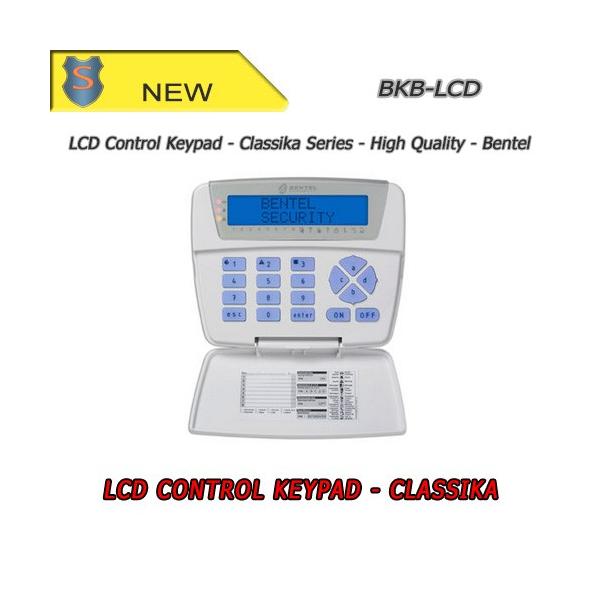 Classika LCD Keypad - Bentel