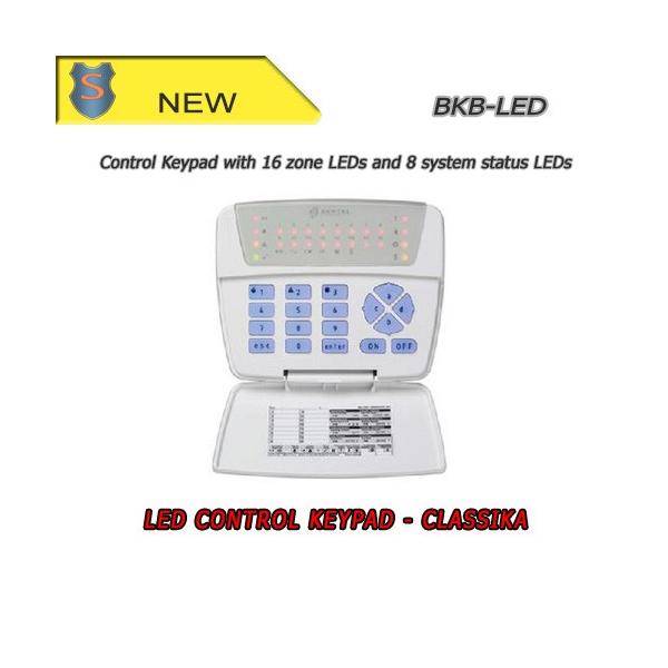 Tastiera Classika LED - Bentel