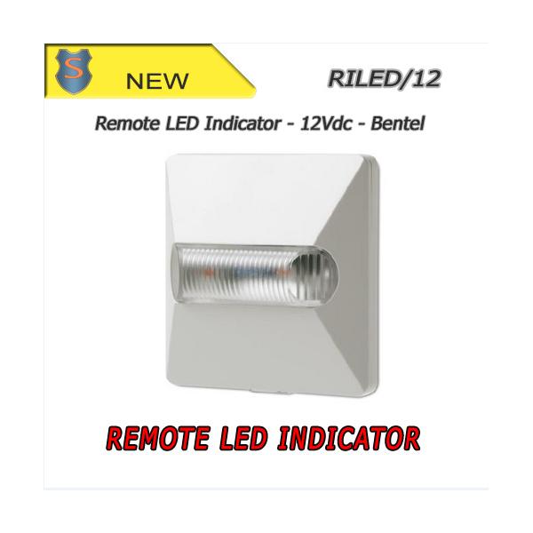 Bentel Remote LED Indicator 12V
