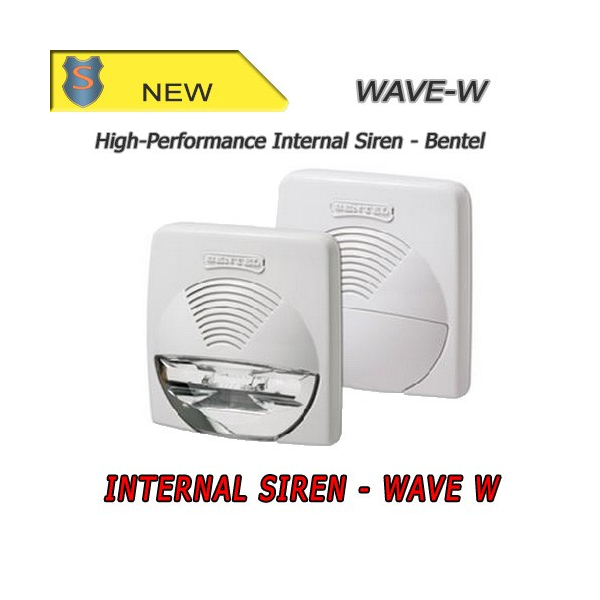 High-Performance Internal Siren - Bentel