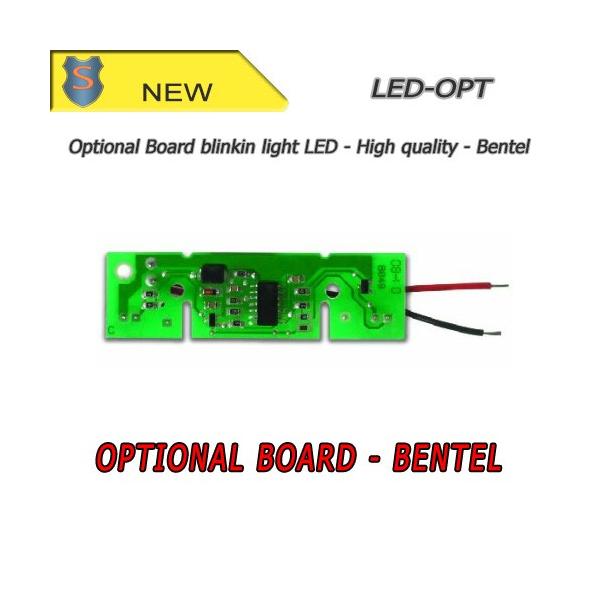 LED flasher additional card - Bentel