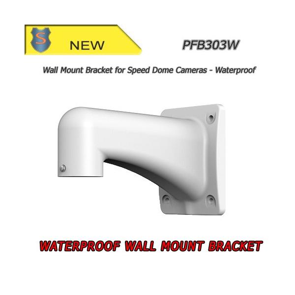 Staffa da Parete Waterproof in alluminio per Speed Dome - Dahua