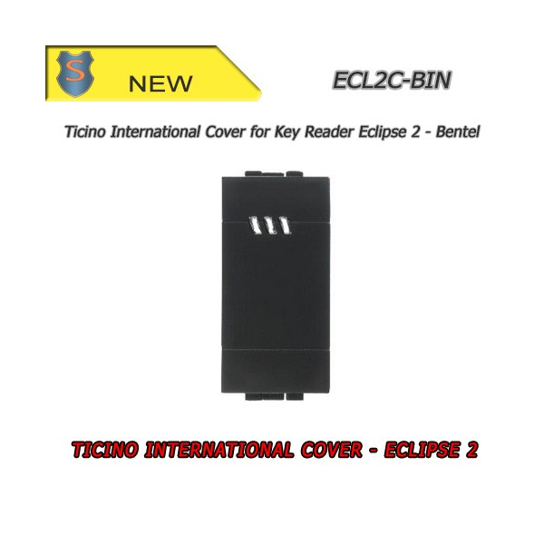 Eclipse 2 Cover - Ticino International series - Bentel