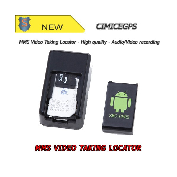 Spy Bug with Sim Slot - SMS/GPRS - Audio/ Video Recording - Setik