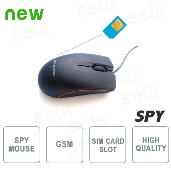 Mouse - GSM Ambientale - Segreto