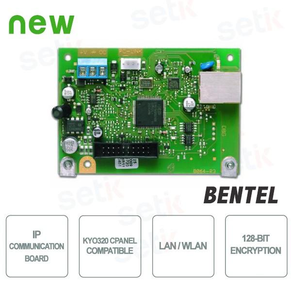 Scheda di Comunicazione su IP per Centrale KYO320 - Bentel Security