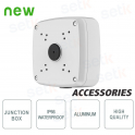 Water-proof Junction Box for CCTV cameras with squared base - Dahua