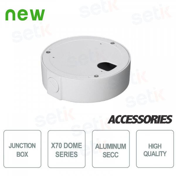 Junction Box for Dome Cameras x70 - Dahua
